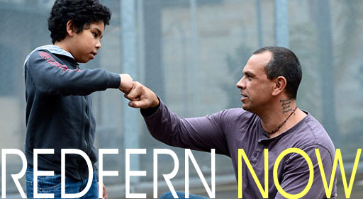 """redfern now Series 2 follows the huge success of redfern now series 1""""this isn't genre television it's not a procedural redfern now is essentially."""